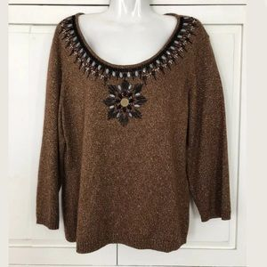 St. John collection sweater